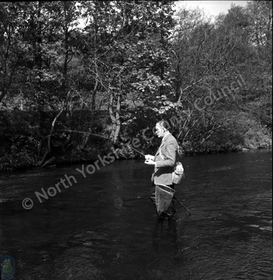 Fishing, River Nidd